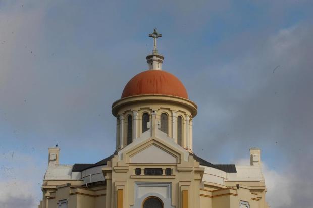Acessos ao Santuário de Caravaggio, em Farroupilha, serão bloqueados no fim de semana Lucas Amorelli/Agencia RBS