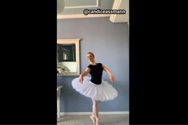 De casa, estudantes da UCS criam vídeo para comemorar o Dia Internacional da Dança Reprodução/