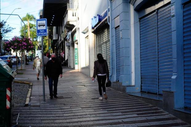 Comércio e indústria projetam cenário dramático a partir das novas restrições na Serra Porthus Junior/Agencia RBS
