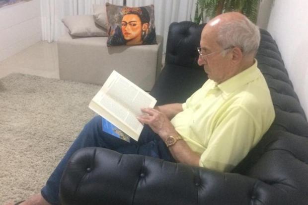 Padre Nivaldo Piazza, de Caxias, é internado na UTI após sofrer AVC Vanisse Zancan/Divulgação
