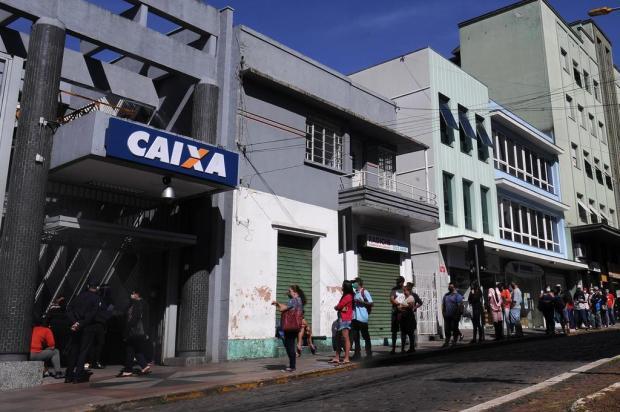 Três cidades da Serra têm agências da Caixa abertas neste sábado Marcelo Casagrande/Agencia RBS