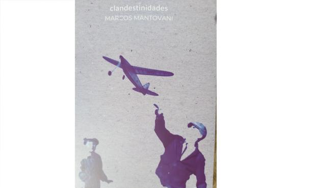 Novo livro de Marcos Mantovani vai ganhar lançamento online Reprodução/