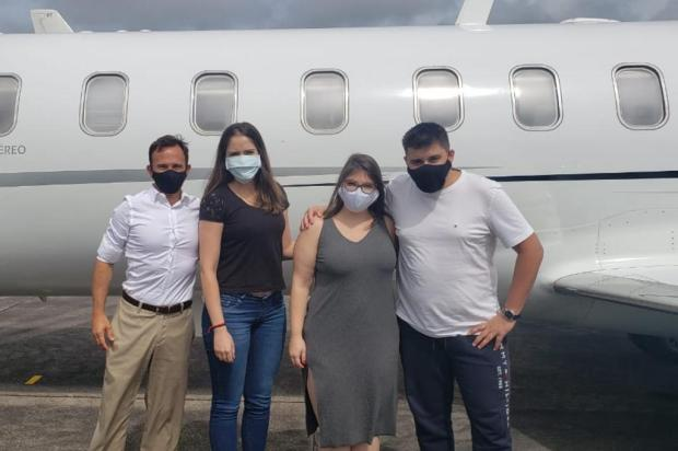 Médicos caxienses vão para Manaus ajudar pacientes com coronavírus Arquivo Pessoal/Arquivo Pessoal