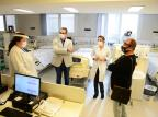 Com 49 leitos, Caxias do Sul inaugura o primeiro hospital de campanha Andréia Copini/Divulgação