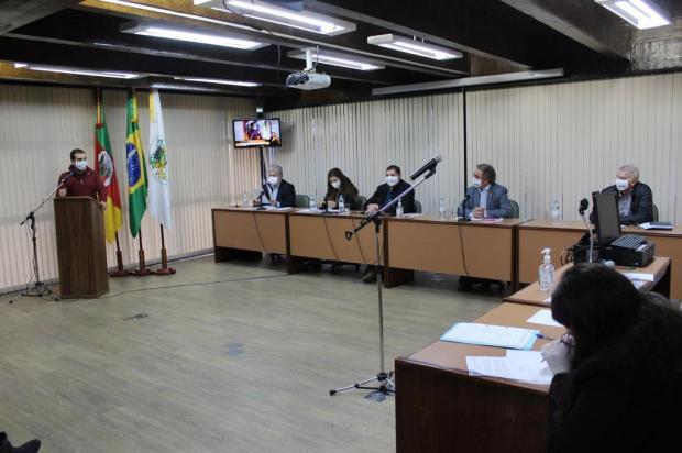Prorrogação de concessão do transporte coletivo em Caxias provoca reação na Câmara Gabriela Bento Alves/Divulgação