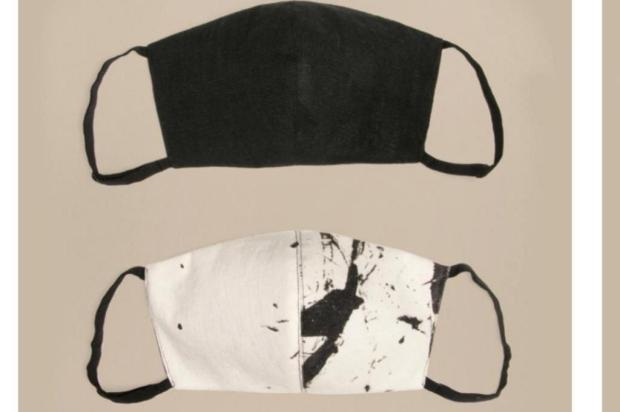 Grife Osklen vira alvo de polêmica ao vender máscaras de proteção com preço acima do mercado osklen.com.br/Reprodução