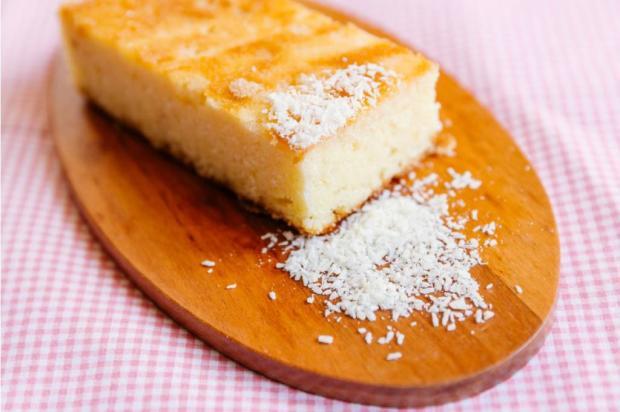 Receita de mãe: aprenda a fazer bolo cremoso de aipim Omar Freitas / Agencia RBS/Agencia RBS