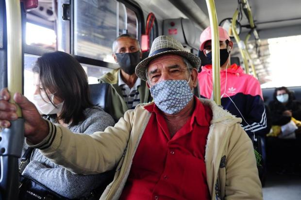 Em três dias, 13 mil passagens de ônibus foram usadas por pessoas acima de 65 anos em Caxias Porthus Junior/Agencia RBS