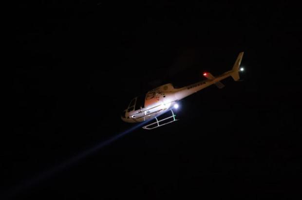 Mulher é presa em operação aérea da Brigada Militar em Caxias do Sul Joel Arrojo/Brigada Militar/Divulgação