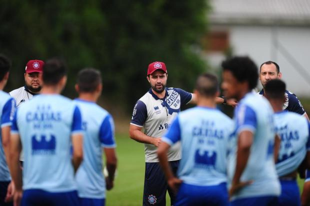 Caxias anuncia redução salarial de jogadores, comissão técnica e funcionários Porthus Junior/Agencia RBS