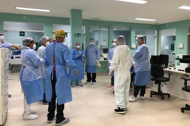 Médicos caxienses contam primeiras experiências em Manaus Luciano Eifler/Arquivo pessoal