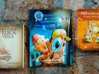 Grupo Ueba vai incluir obras literárias nas cestas básicas doadas pela prefeitura de Caxias Ueba/Divulgação