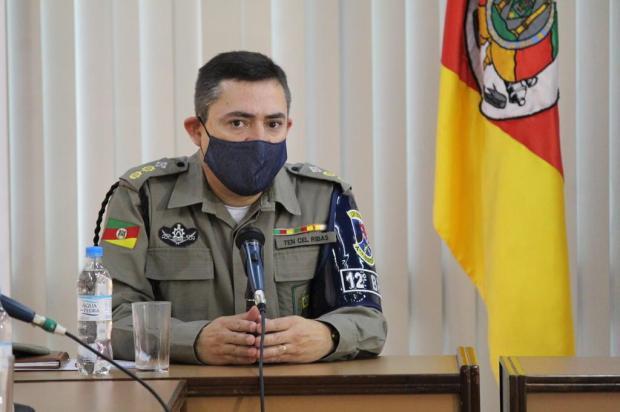 Após fim de convênio com a prefeitura, BM apresenta nova patrulha comunitária para Caxias do Sul Pedro Rosano/Divulgação