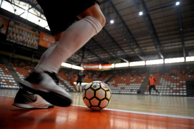 ACBF apresenta programa para retorno de treinamentos Lucas Amorelli/Agencia RBS