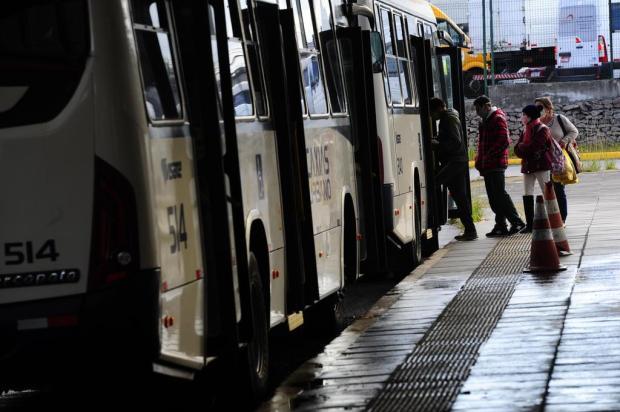 Usuários encontram problemas com transporte coletivo na Serra Gaúcha Porthus Junior/Agencia RBS
