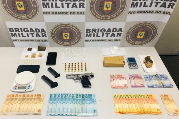 Após tentativa de homicídio em padaria, BM prende cinco suspeitos em Caxias do Sul Brigada Militar/Divulgação