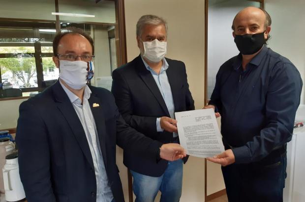 Vereadores de Caxias protocolam projeto que prevê multa a quem disseminar fake news Pedro Rosano/Divulgação