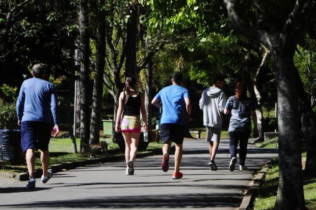 Parques cheios durante pandemia da covid-19 preocupam titular da Smel Porthus Junior/Agencia RBS
