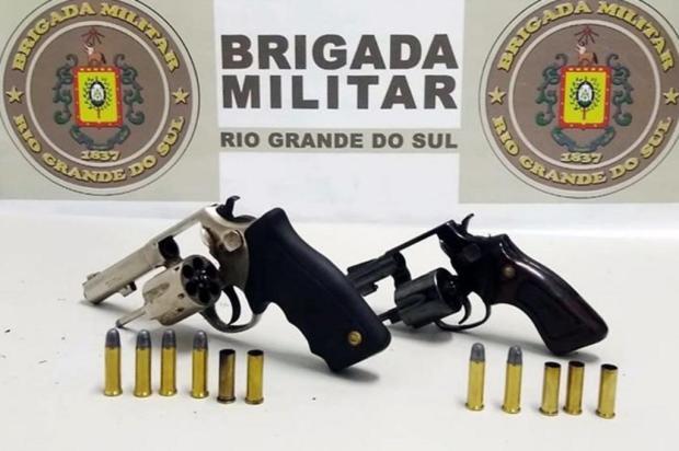 Confronto com dois mortos expõe novo conflito entre facções em Caxias do Sul Brigada Militar/Divulgação