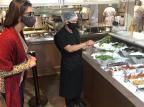 Sindicato de gastronomia da região Uva e Vinho quer que clientes voltem a se servir em bufês Vicente Perini/Divulgação