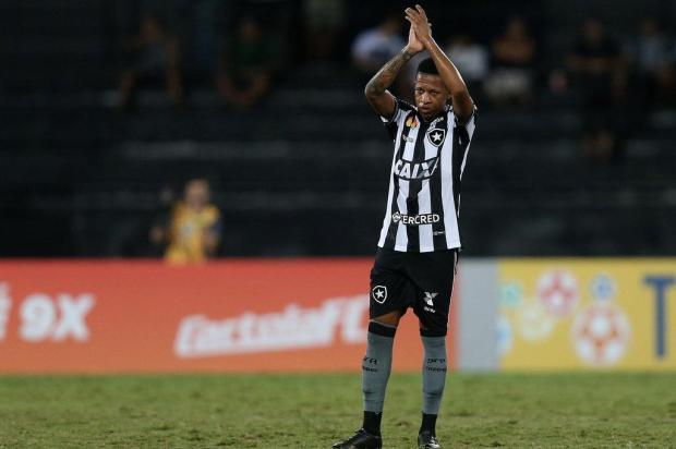 Juventude demonstra interesse em jogador do Botafogo Vitor Silva/SSPress/Botafogo