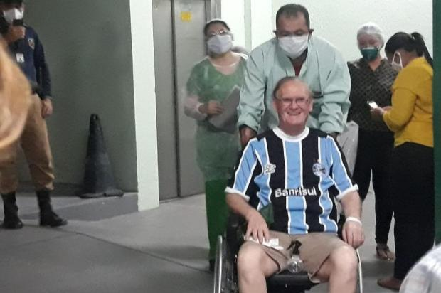 """VÍDEO: """"Já posso ir a um baile funk"""", diz médico caxiense recuperado do coronavírus em Manaus Arquivo Pessoal/Divulgação"""