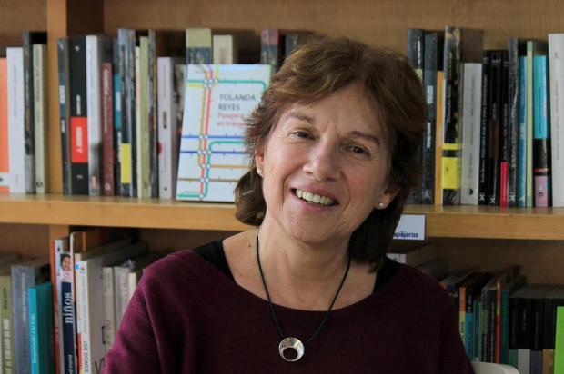 Instituto Quindim entrevista a colombiana Yolanda Reyes, neste sábado 0/Feira do Livro