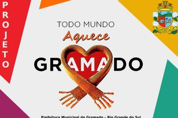 Gramado lança campanha para arrecadação de aquecedores a famílias carentes Prefeitura Gramado/Divulgação