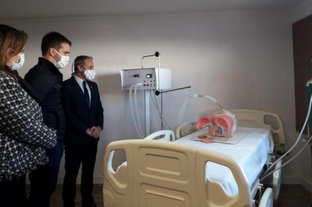 Ministério da Saúde habilita 20 novos leitos de UTIs em hospitais da Serra Noele Scur/Agência RBS