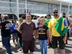 Grupo de Caxias do Sul participa de ato de apoio a Bolsonaro em Brasília Arquivo Pessoal/Divulgação