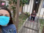Idosos, um dos grupos de risco da covid-19, relatam experiências durante isolamento na Serra Alessandra Teixeira/Arquivo Pessoal