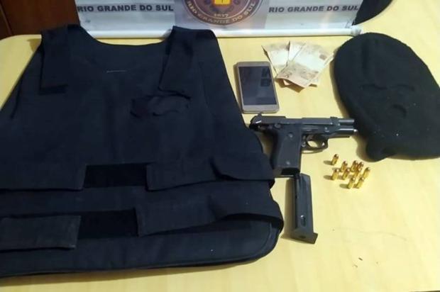 Preso pela segunda vez em três dias, homem é solto após pagar fiança de R$ 7 mil em Bento Gonçalves Brigada Militar / Divulgação/Divulgação