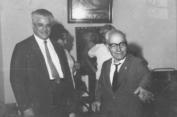 A trajetória humanitária de JoséAngelo Aloise (1890-1972) acervo Lar da Velhice/Divulgação