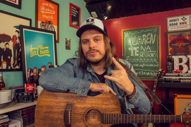 VÍDEO: músico caxiense lança cinco faixas inspiradas no período de distanciamento social Bunker 85/Divulgação