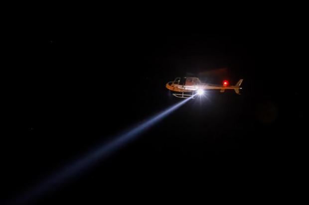 Saiba mais sobre o helicóptero da BM que sobrevoa as noites de Caxias do Sul Joel Arrojo/Brigada Militar/Divulgação