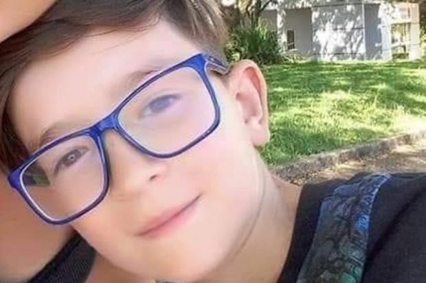 Menino morto pela mãe em Planalto viveu na Serra Arquivo Pessoal/Divulgação