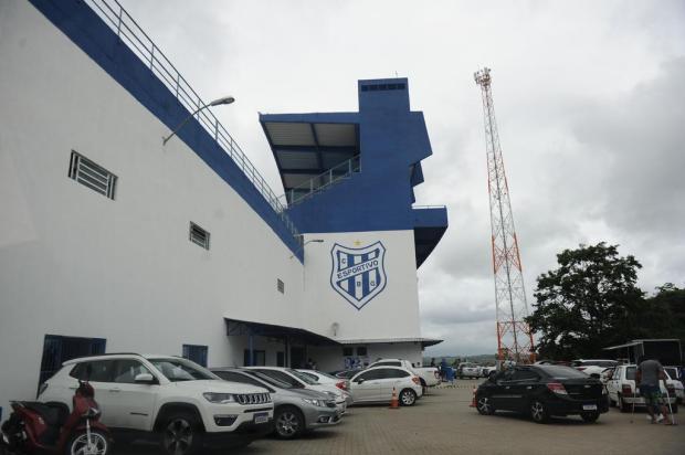 """""""Não estamos pensando em voltar agora pelas questões financeiras"""", diz presidente do Esportivo Antonio Valiente/Agencia RBS"""
