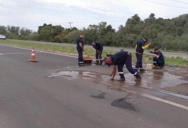 Começa a instalação de pardais nas rodovias gaúchas Arquivo / Daer/Daer