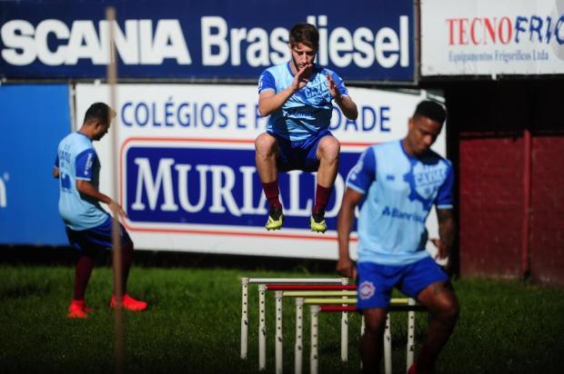 Caxias deve renovar com volante para sequência da temporada Porthus Junior/Agencia RBS