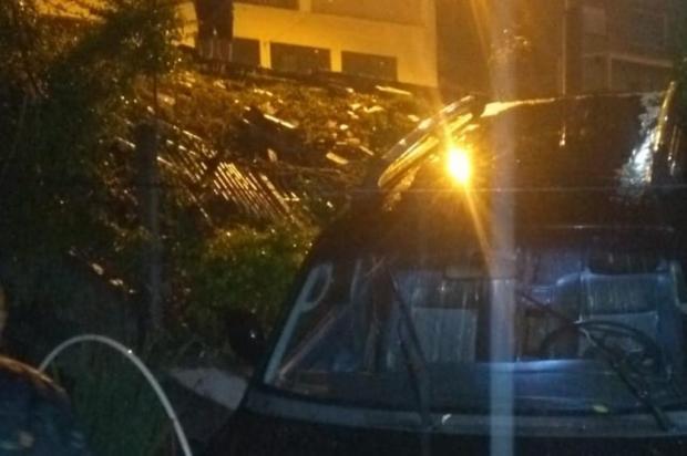 VÍDEO: confira o momento em que motorista invade residência em Caxias do Sul Roselene Boff/Divulgação