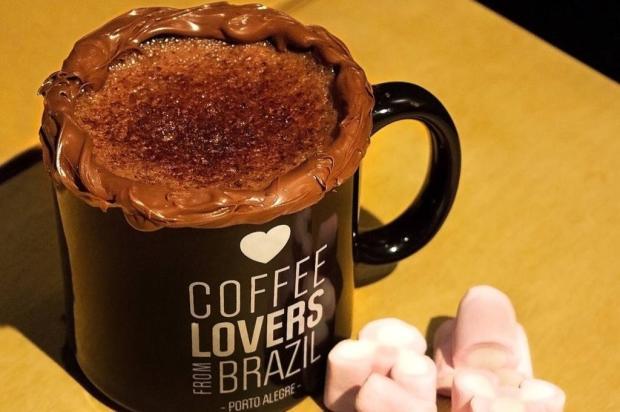 Na Cozinha: chocolate quente para aquecer o fim de semana Guilherme Camejo/
