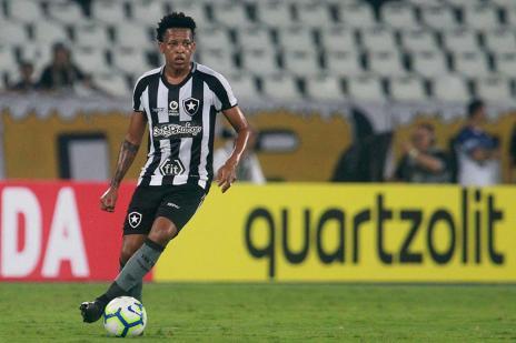 """""""Bochecha vai para o Juventude, diz dirigente do Botafogo (Vitor Silva/Botafogo/Divulgação)"""