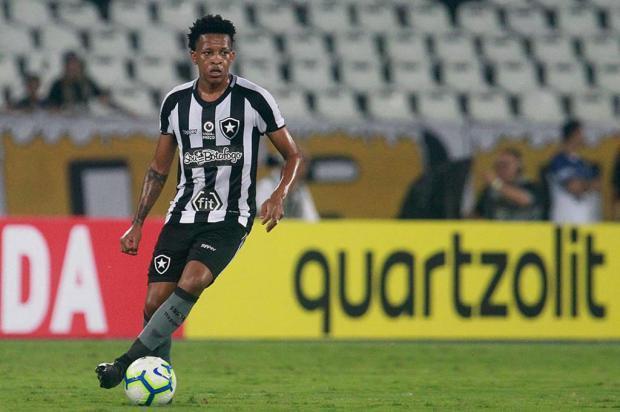 """""""Bochecha vai para o Juventude, diz dirigente do Botafogo Vitor Silva/Botafogo/Divulgação"""