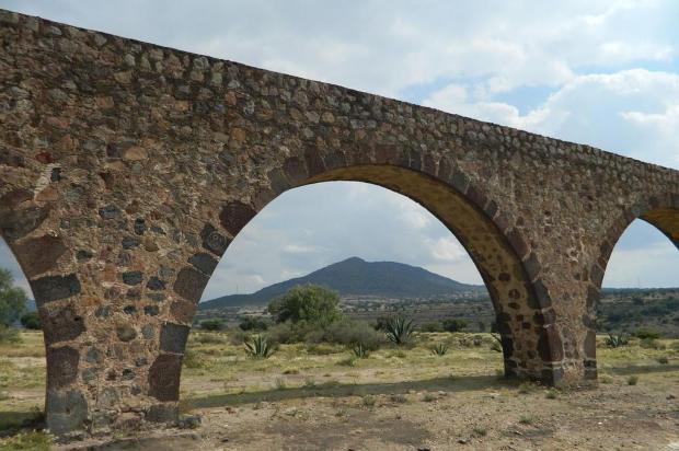 Viaje sem sair de casa: conheça a o aqueduto no México que é Patrimônio Mundial da Unesco Juliana Bevilaqua/Agência RBS