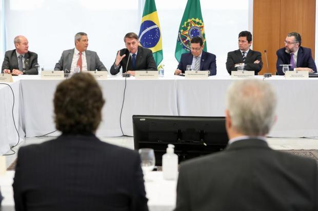 A leitura do mercado financeiro para a reunião ministerial Marcos Corrêa/Presidência da República/Divulgação