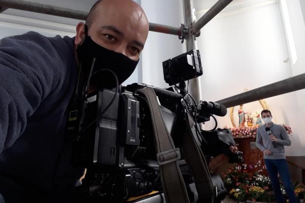 Saiba como será a cobertura dos veículos da RBS na romaria histórica de Nossa Senhora de Caravaggio Bruno Trindade/Agencia RBS