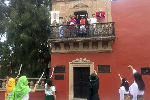 Viaje sem sair de casa: conheça a cidade considerada segundo berço da independência mexicana Juliana Bevilaqua/Agência RBS