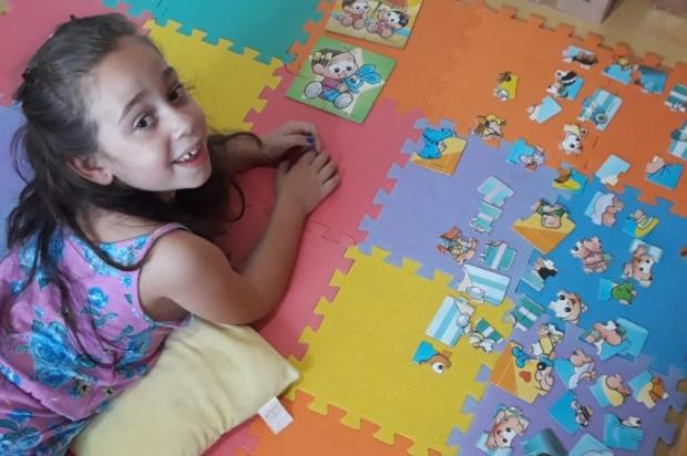 Famílias de crianças com autismo enfrentam desafios com o distanciamento social Arquivo pessoal/Divulgação