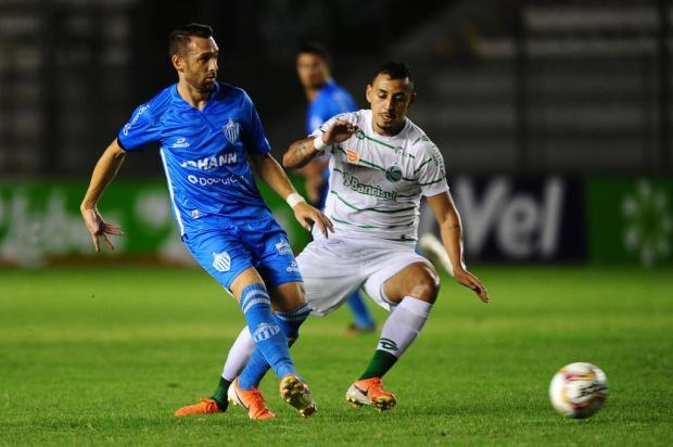 Atacante tem contrato encerrado com a Portuguesa e retorna ao Juventude Porthus Junior/Agencia RBS