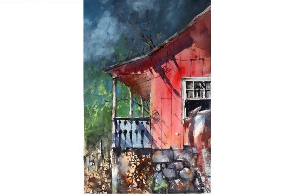 Antonio Giacomin cria bazar com até 60% de desconto em obras Arte de Antonio Giacomin/